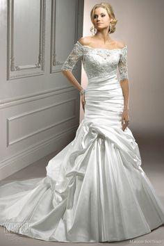 Maggie Sottero Wedding Dresses 2012 — Symphony Collection | Wedding Inspirasi