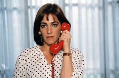 "Carmen Maura as Pepa in ""Women on the verge of a nervous breakdown"" Nervous Breakdown, Mental Breakdown, San Francisco Theater, Almodovar Films, The Verge, Cinema Film, Film Stills, Actors & Actresses, Diva"