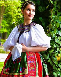 Hungary, Folk, Sari, Costumes, Beautiful, Fashion, Saree, Popular, Dress Up Outfits
