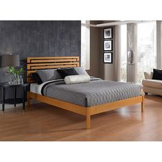 Before You Buy Ikea Platform Bed Frame Asian Platform Beds, Ikea Platform Bed, King Platform Bed Frame, Wooden Platform Bed, Platform Bed Designs, Queen Size Platform Bed, Platform Bedroom, King Bed Frame, Bed Styling