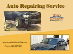 Jessy auto body Shop provides the best #autorepairservices in Los Angeles metro, being accessible from cities like Hollywood, Santa Monica and Glendale. Our auto body shop is located in central Los Angeles with a best-in-class collision center where our expert technicians fix cars one customer at a time, for repairs large or small. Call Us NOW! (323) 627-0564.