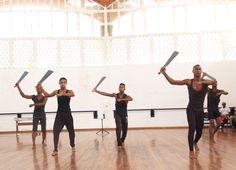 Afro Cuban dance class