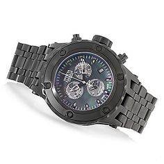 "Invicta Reserve 52mm Specialty Subaqua ""Combat Edition"" Swiss Made Quartz Chronograph Watch"