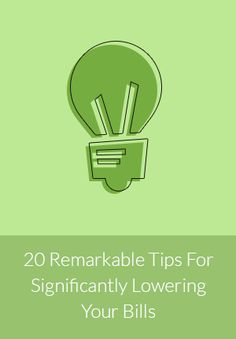 20 Remarkable Tips For Significantly Lowering Your Bills And Renting The Right Apartment