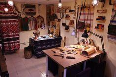 Leathercraft Workshop | Workshop Leather Class Products
