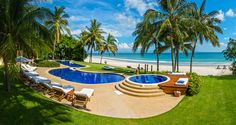 CASA ARAMARA | Punta Mita Private Estate | Official Site Punta Mita, Villas, Vallarta Mexico, Beach Properties, Luxury Villa Rentals, Luxury Estate, Luxury Lifestyle, Beautiful Hotels, Beautiful Gardens