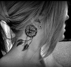 Boho tattoos | Via Joyce