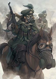 Old Anime, Manga Anime, Anime Art, Anime Military, Military Girl, Female Character Design, Character Art, Military Archives, Guerra Anime