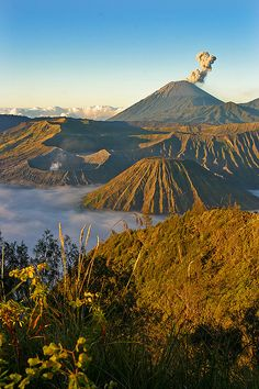 Bromo and Semeru, Java, Indonesia