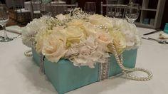 Bridal Shower  Tiffanys theme party  Hotel Marriot Panamá