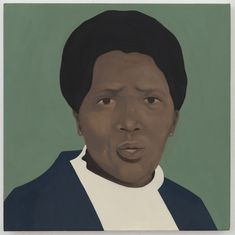 Lorde (after Audre Lorde), 2017 by Johannesburg based artist Thenjiwe Niki Nkosi, from her recent painting series 'Heroes' Lorde 2017, Audre Lorde, Historian, Female Art, Authors, Creative, Artist, Painting, Image