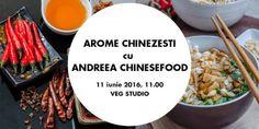 Arome chinezesti cu Andreea Chinesefood Kuching, Pavlova, Healthy Recipes, Healthy Food, Panna Cotta, Mango, Decorating Ideas, Fine Dining, Salads