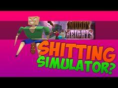 SHITTING SIMULATOR?! - Muddy Heights - YouTube