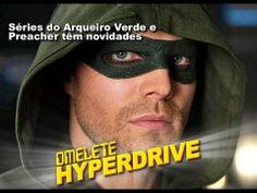 Revelada a máscara do Arqueiro Verde em Arrow