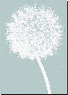 dandelion painting | Photos to Art Canvas Acrylic Mounting Framing Prints Pop Art Canvas