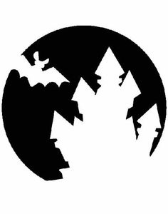 Totoro Pumpkin Stencil Holidays And Celebrations