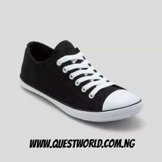 New Arrivals! Toe Cap Canvas Pump size 6.5/40 #9000 www.questworld.com.ng Pay on delivery in Lagos. Nationwide Delivery.
