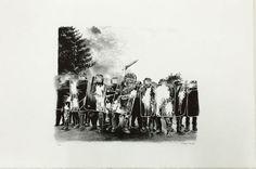 Johan Rivat, Res Publica, lithograph, galerie Metropolis