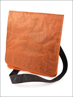 Recycled Mosquito Net iPad Carrying Case ($29.99)
