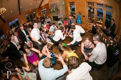 Want a fun wedding reception? Click to learn more about Knoxville wedding DJ and light design company @KnoxvilleDJ, photographed by Sumerlin Photography | The Pink Bride www.thepinkbride.com