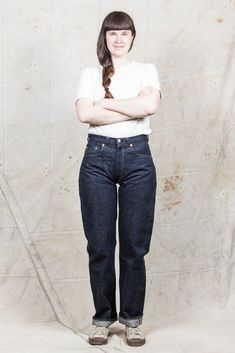 Second Sunrise Archive: Vintage Levi's 1967 Jeans Kind Person, Levis 501, Vintage Levis, Mom Jeans, Sunrise, Archive, Style Inspiration, Red, Pants
