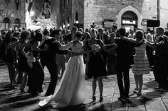 Lydia Forte and Dimitri Chandris's Wedding at a Castle in Tuscany