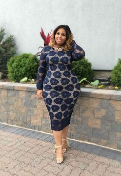 >> I like this Plus Measurement Seems to be We Love From #MyStylishCurves | Trendy Curves