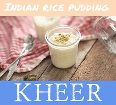 Add a bit of mystery to your rice pudding with this combo of Indian spices