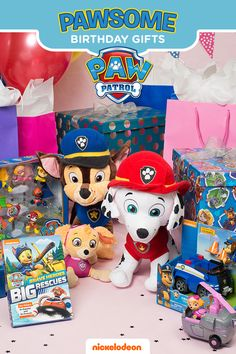 Take birthday girls and boys on a great adventure with their favorite pups. PAW Patrol birthday gifts bring their favorite Nickelodeon show to life, making this their best birthday yet. These PAW Patrol gift ideas from Walmart are all you need to make your kid's PAW Patrol birthday their best birthday ever!