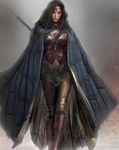 """Israeli actress Gal Gadot of the """"Fast & Furious"""" films has been confirmed for the coveted role, joining Henry Cavill as Superman / Clark Kent and Ben Affleck as Batman / Bruce Wayne. Description from comicbookbrain.com. I searched for this on bing.com/images"""