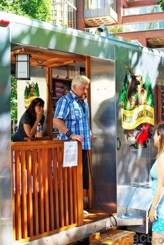 Guy Fieri's Vancouver tour for Diners, Drive-Ins & Dives - want to eat at all of these places!