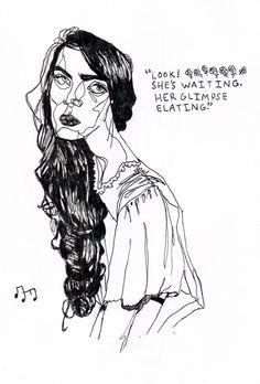 Blue eyed girl, 2012 Blue Eyed Girls, Blue Eyes, Doodles, Memes, Drawings, Meme, Sketches, Drawing, Portrait