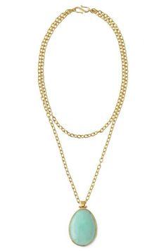 Wear it multiple ways and layer it! Sanibel Reversible Pendant by Stella Dot