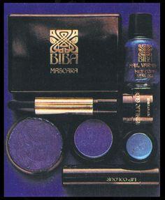 Biba makeup