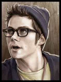 Dylan O'Brien in The Internship by maichan-art on DeviantArt Dylan O'brien, Dylan And Britt, Teen Wolf Dylan, Sterek, Teen Wolf Fan Art, Teen Wolf Memes, O Brian, Guy Drawing, Drawing Ideas