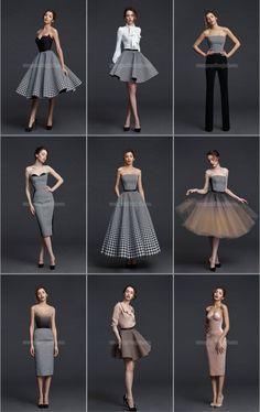 Cute Fashion, Girl Fashion, Vintage Fashion, Girls Fashion Clothes, Fashion Dresses, Clothes For Women, Cute College Outfits, Cool Outfits, Pretty Dresses