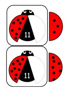 ladybugs math activities printables (13)