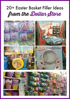 Toddler approved dollar store easter basket ideas basket ideas 20 easter basket filler ideas all from the dollar store negle Choice Image