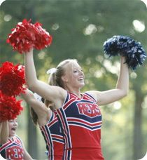 New Ideas to Raise School Spirit #cheer