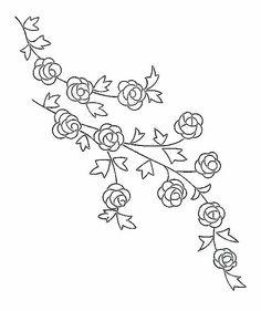 sweet little roses