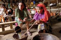 """Healing with Cocoa. The Kuna Indians know the secret of this """"antioxidant of antioxidants."""""""