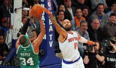 2013 NBA Playoffs: The Knicks need more from Tyson Chandler