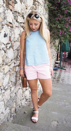 Vacation Attire // Traveling Outfit   www.lifetolauren.com
