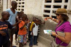 #Bloggers4Haiti