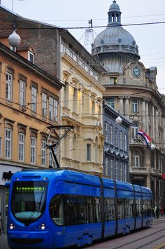 Places In Europe, Places To See, Europe Street, Happy City, Zagreb Croatia, Interesting Buildings, Croatia Travel, Bosnia And Herzegovina, Culture Travel