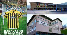 El Barakaldo CF será pregonero y los colegios Rontegi y Mukusuluba chupineros de las fiestas