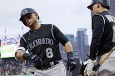 Parra la desapareció en triunfo de Colorado ante Minnesota #Beisbol #Deportes