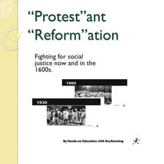 essay questions about the protestant reformation