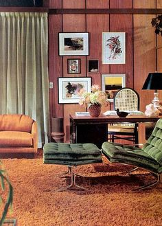 70s Decorating Style 70s style decor photo albums. 60 s inspired decor google search 50
