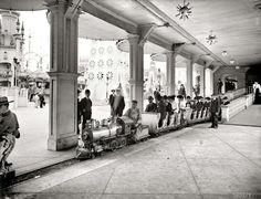 Железные дороги начала 20-го века на снимках американских фотографов (20)